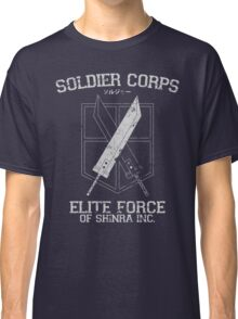 Soldier Corps Classic T-Shirt