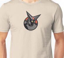 OBSIDIAN BEASTBOT (Head Design) Unisex T-Shirt