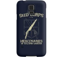 SeeD Corps Samsung Galaxy Case/Skin