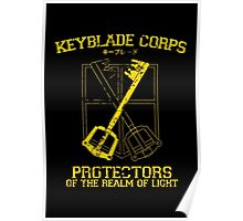 Keyblade Corps Poster