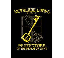 Keyblade Corps Photographic Print
