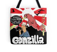 Fear And Loathing In Tokyo Tote Bag