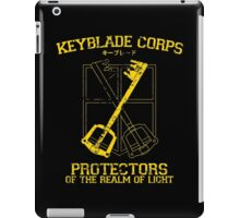 Keyblade Corps iPad Case/Skin
