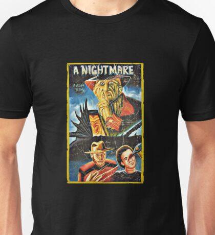 A Nightmare on Elm Street Bootleg Poster Unisex T-Shirt