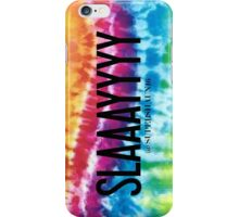 SLAY Phone Case (Tie Dye) iPhone Case/Skin