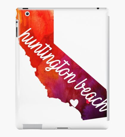 Huntington Beach iPad Case/Skin