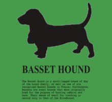 Basset Hound Kids Clothes