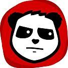 Serious Panda by pda1986