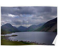 Wastwater Lake District Poster