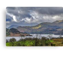 Ullswater Lake District Canvas Print