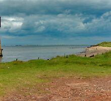 Spurn Point by Trevor Kersley