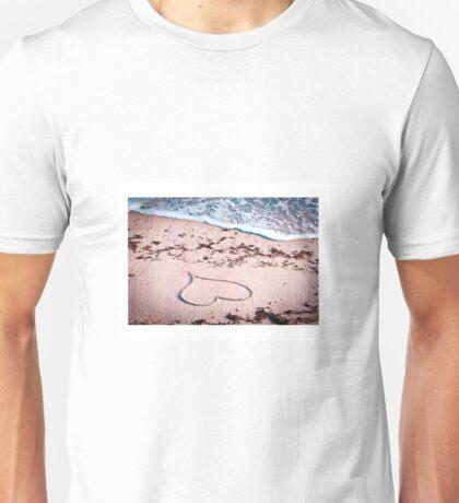 Beach Valentine Unisex T-Shirt