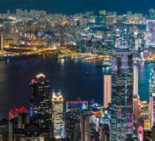 HONG KONG 10 Sticker