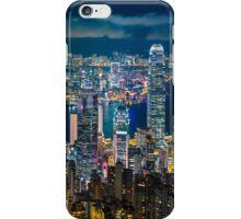 HONG KONG 10 iPhone Case/Skin