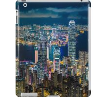 HONG KONG 10 iPad Case/Skin