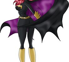 Batgirl by BlueNinetales