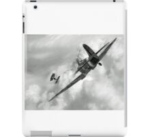 Spitfire VS Tie Fighter iPad Case/Skin