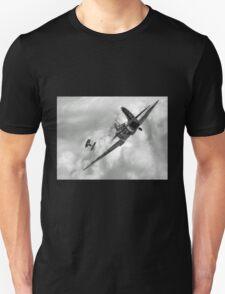 Spitfire VS Tie Fighter Unisex T-Shirt