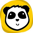 Little Smile Panda by pda1986