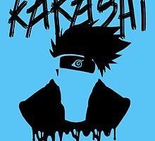 Kakashi - Naruto by SirAngio10