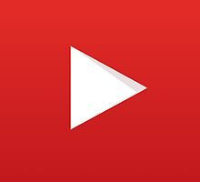 Youtube Logo by sophiehamlin