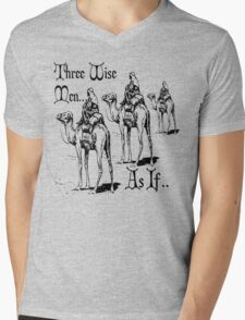 Christmas Humour Three Wise Men ... As If  T-Shirt