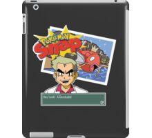 Hey Look! A Geodude! iPad Case/Skin
