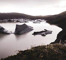 Iceland Ice by Marsstation
