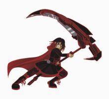 Little Red Huntress by Chloe  Scanlon