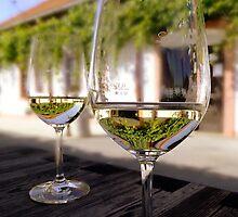 Wine time by Steve Falla