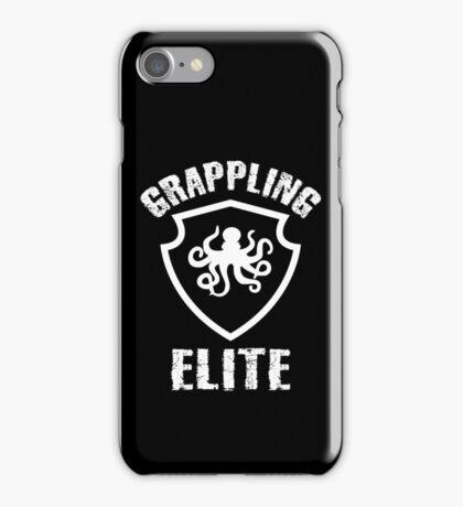 Grappling Elite iPhone Case/Skin