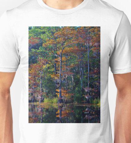 Autumn Trees Unisex T-Shirt