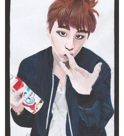 Suga, War of Hormone, BTS Sticker