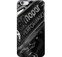 Mopar or no car iPhone Case/Skin