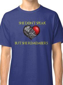 Lady Stoneheart Classic T-Shirt