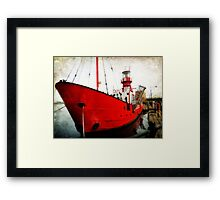 Lightship 2000 Framed Print