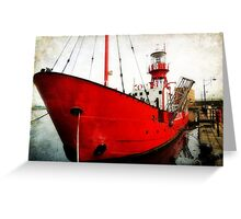 Lightship 2000 Greeting Card