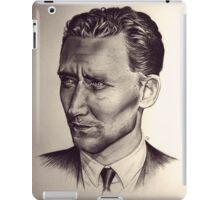 Hiddleston iPad Case/Skin