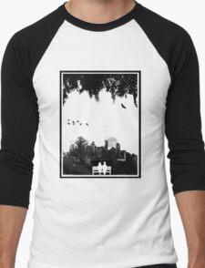 Dornoch Terrace Moonrise Men's Baseball ¾ T-Shirt