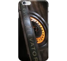 Hollywood Tower Hotel- Service Elevator iPhone Case/Skin