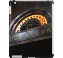 Hollywood Tower Hotel- Service Elevator iPad Case/Skin