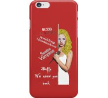 We Need You Back iPhone Case/Skin