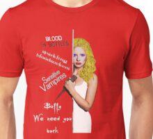 We Need You Back Unisex T-Shirt