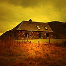 THE LITTLE HOUSE ON THE HILL by leonie7