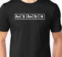 Assassin - Periodic Table Unisex T-Shirt