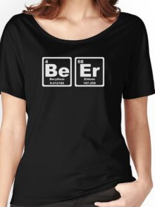 Beer - Periodic Table Women's Relaxed Fit T-Shirt