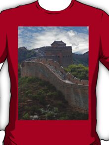 The Great Wall of China at Jinshanling T-Shirt