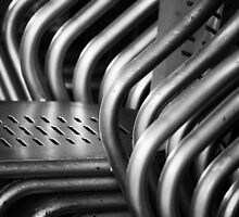 Stacked Chairs by Laurie Minor