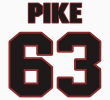 NFL Player Eric Pike sixtythree 63 by imsport