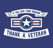 Thank a Veteran by Paducah